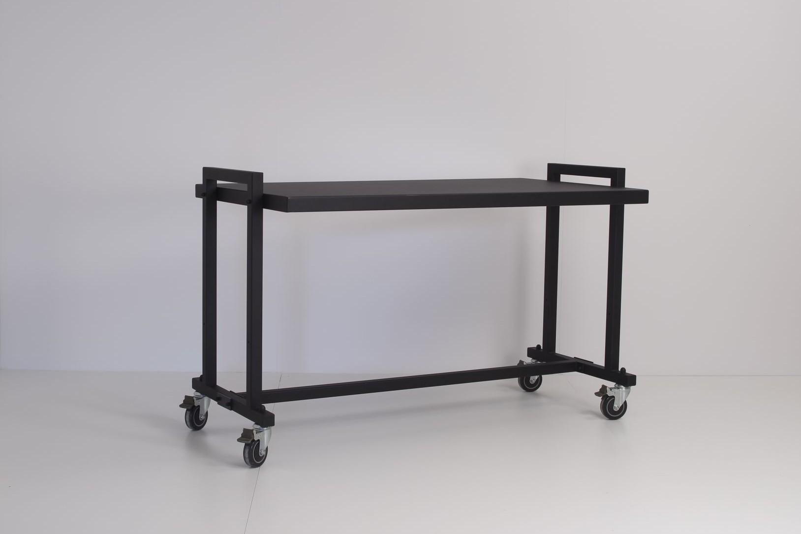 Bordet til gaden med 1 bordplade er en del af gadeinventar serien