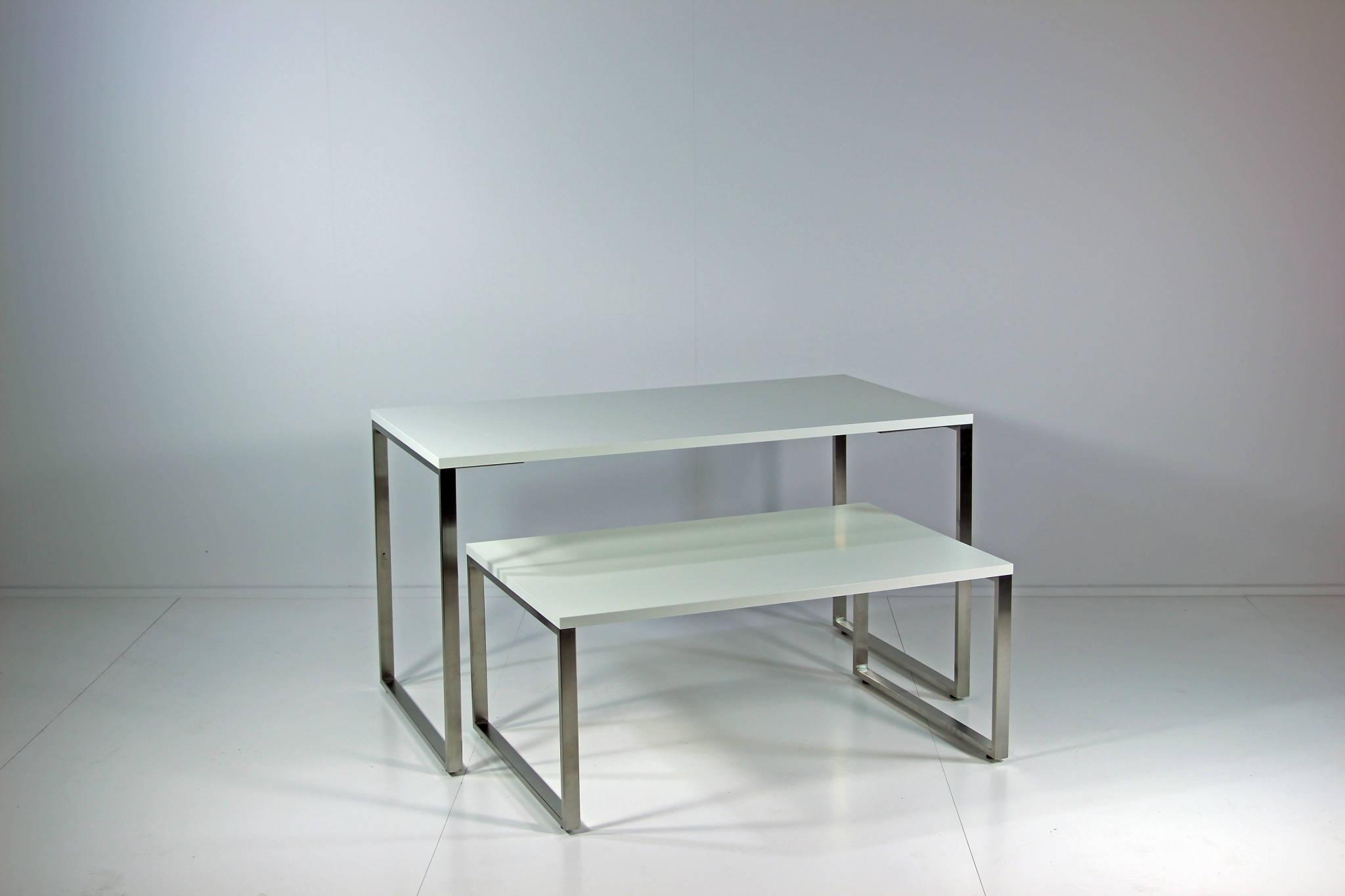 Bordene anvendes sammen og du optimere dit salgs område - anvend en torso til udstilling og du har en effektiv salgsmaskine.