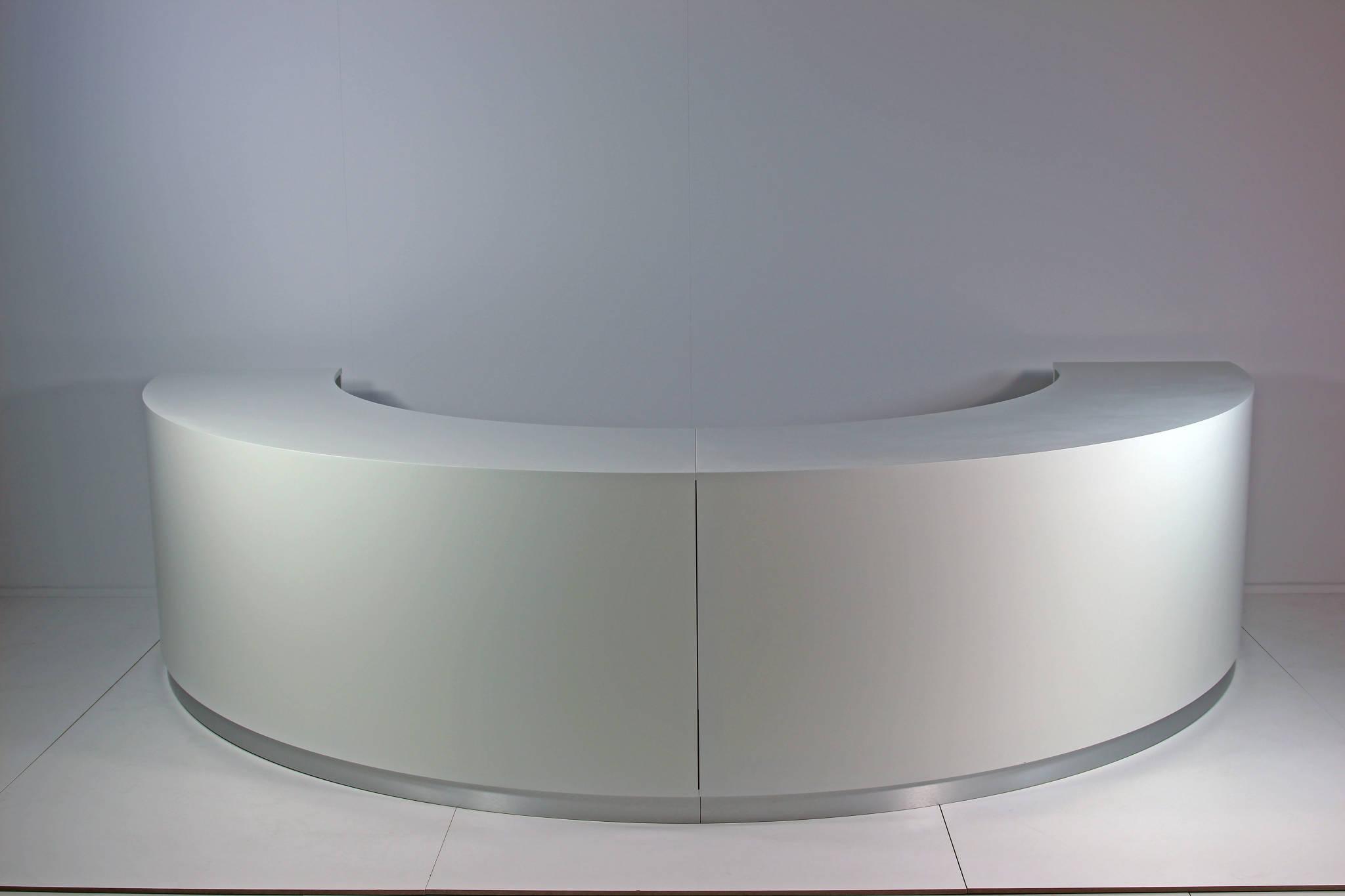 Eksklusivt og lækkert diskområde, hvor to diske her er anvendt og som kan leveres i mange forskellige farver.