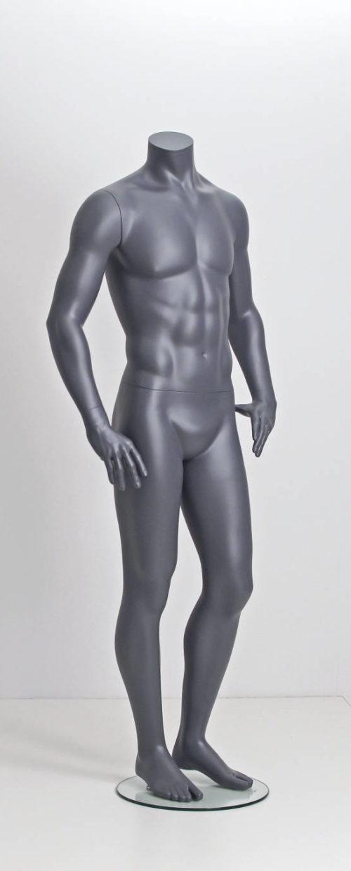 hovedløs herre mannequin i høj kvalitet