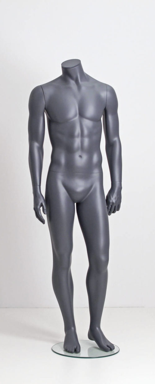 flot hovedløs herre mannequin