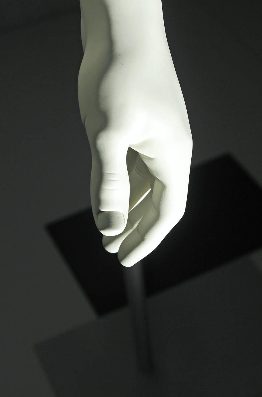 torso hånd - detalje fra torsoer - European Mannequins & Shop