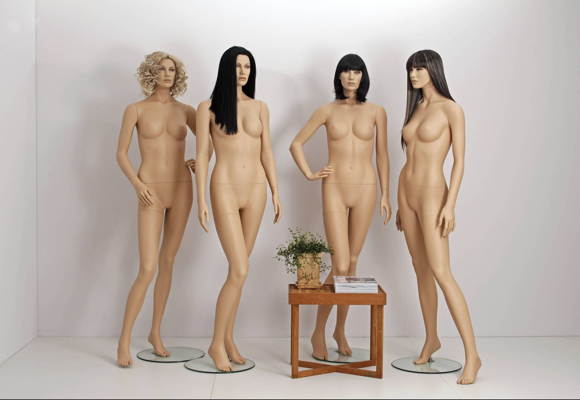 Naturalistisk mannequin