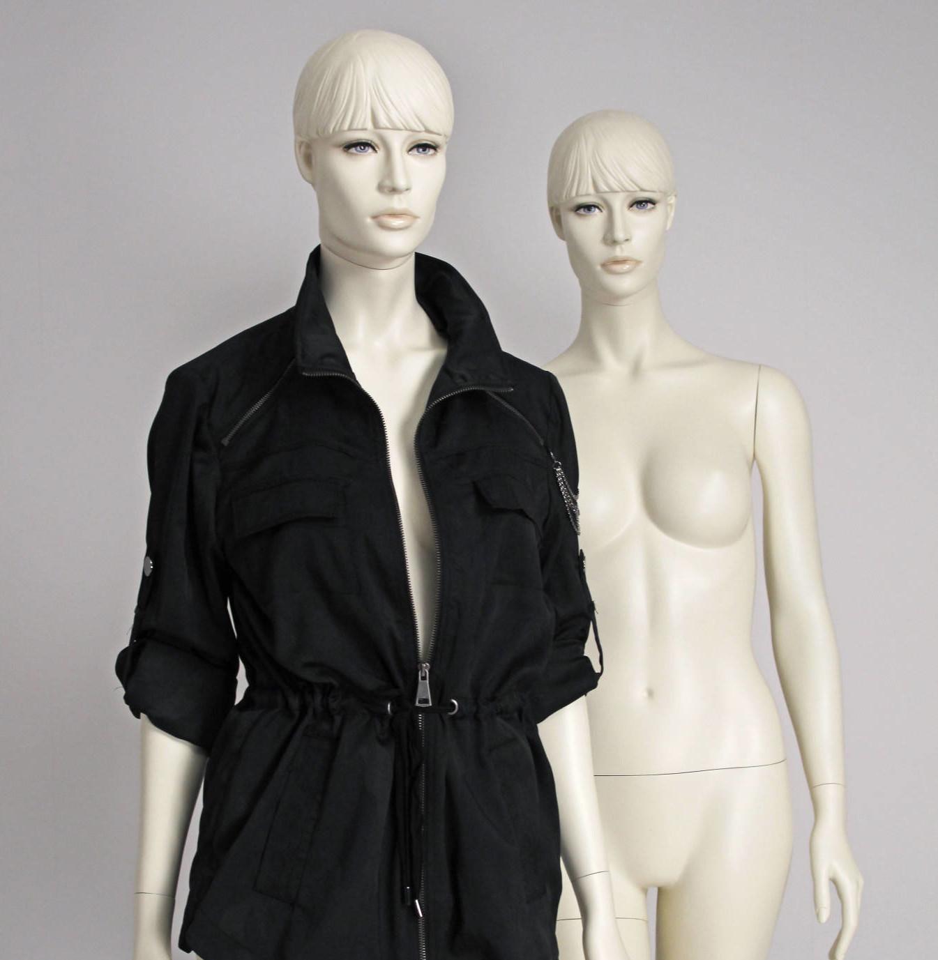 Damemannequin i moderne stil til danske modetøj