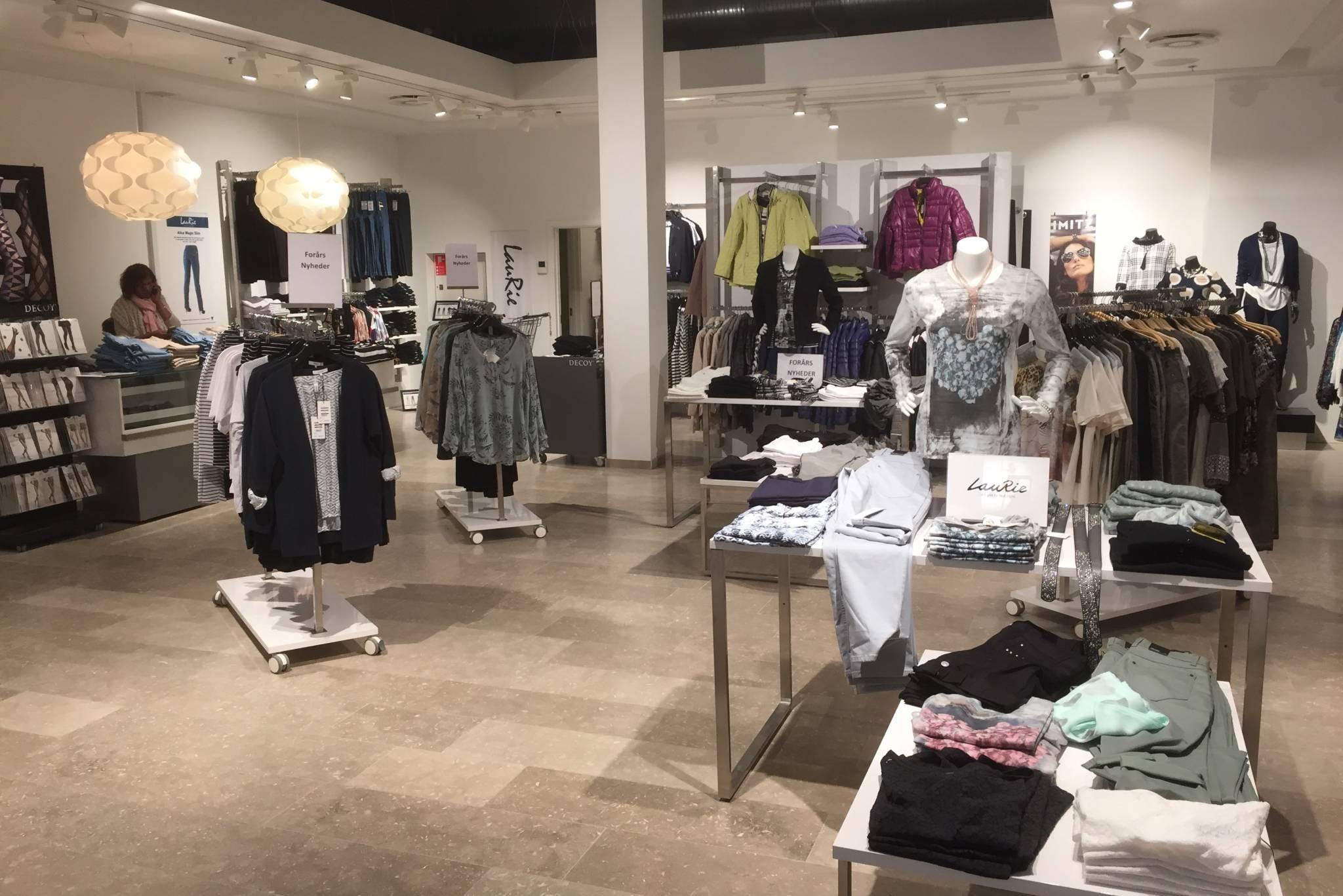 Butiksindretningen skaber rammerne for butiksindretningen