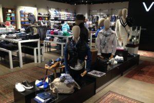 Butiksindretning og butiksdesign - butiksinventar