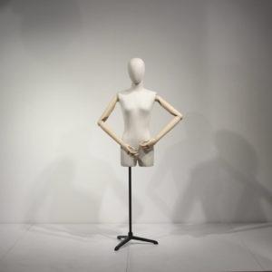Vintage dame torso