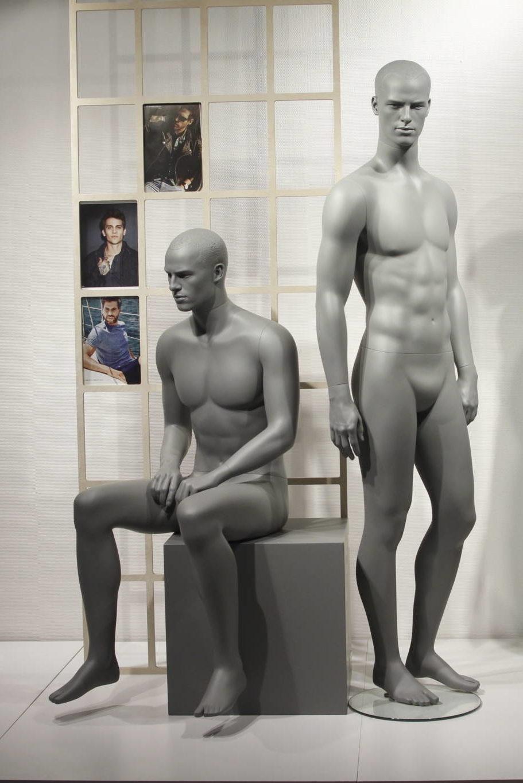 Eksklusive mannequiner